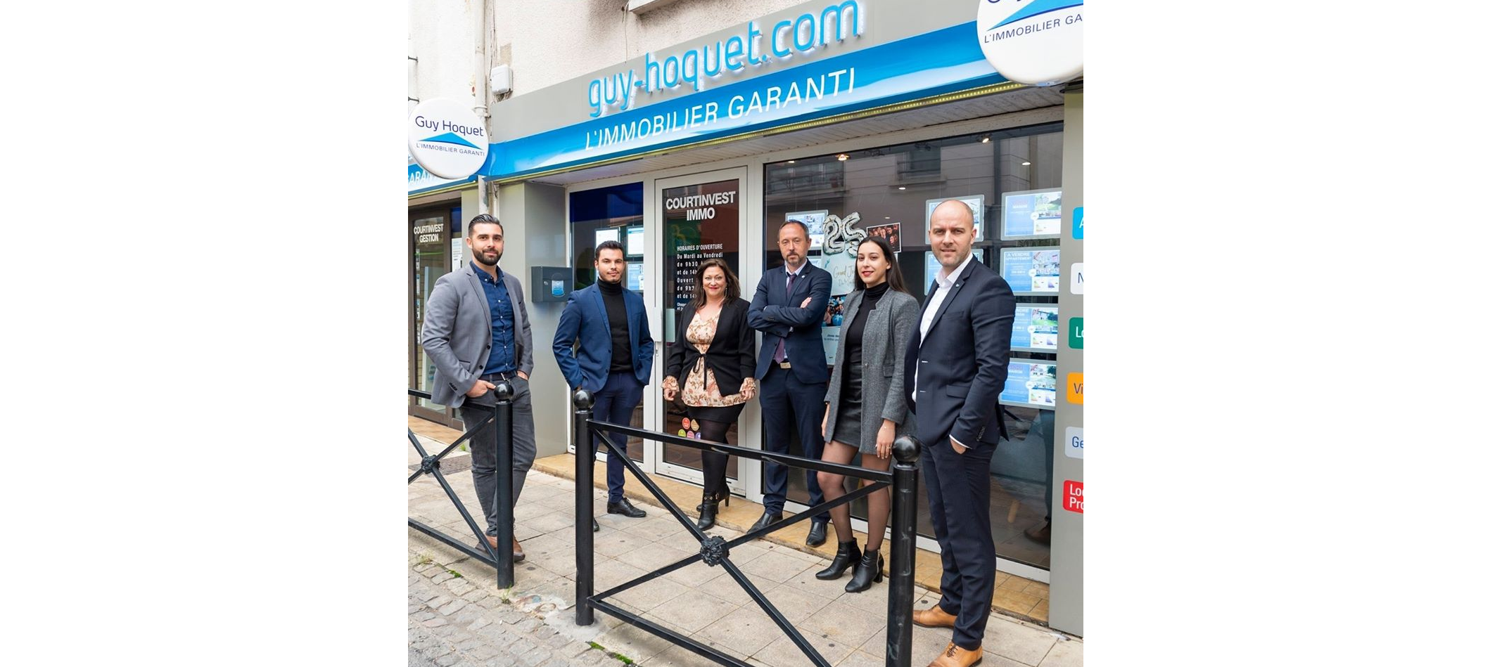 Agence Guy Hoquet LIMEIL BREVANNES